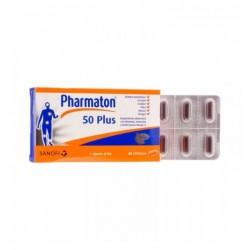 Pharmaton 50 Plus 30cáps