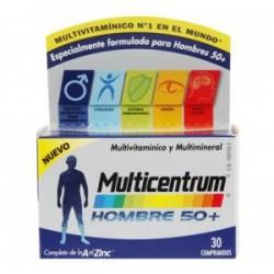 Multicentrum Hombre 50+ 30comp