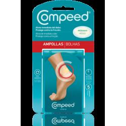 COMPEED AMPOLLAS MEDIANAS 5U