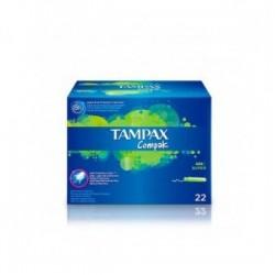 Tampax Compack Super  22